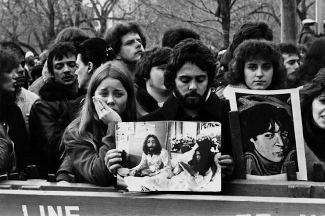 Misteri Kematian John Lennon