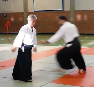 okuri ashi