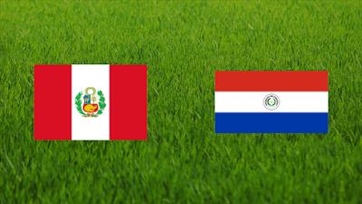 مباراة  البيرو وباراجواي