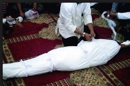 cara mengkafani jenazah-situs islami