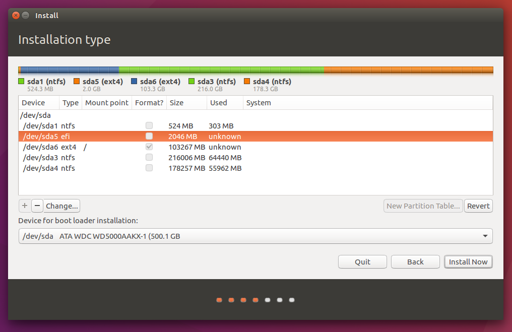 Error and Grub not found After Installation Ubuntu 16 04 'Xenial