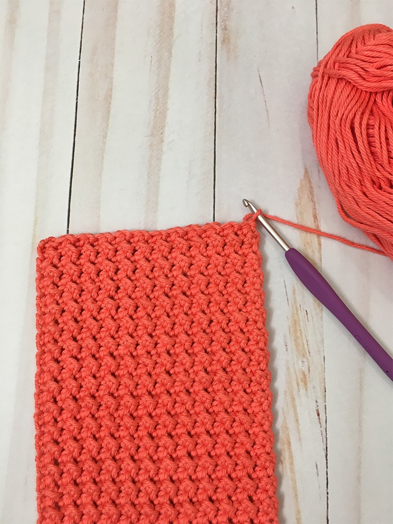 Easy Crochet Mop Cover - A Free Pattern and Tutorial - Grace