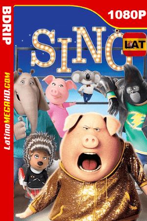 Sing: ¡Ven y canta! (2016) Latino HD BDRIP 1080P ()