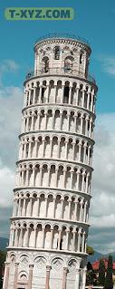 اين يقع برج بيزا المائل