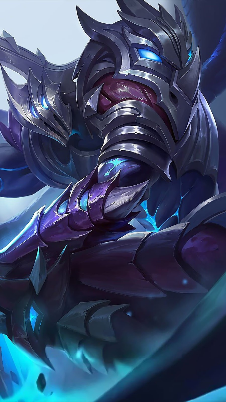 Wallpaper Argus Dark Draconic Skin Mobile Legends HD for Android and iOS