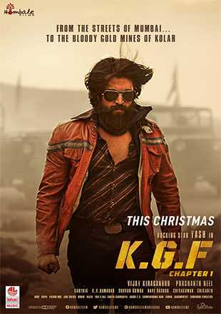 K.G.F Chapter 1 2018 Full Hindi Movie Download HDRip 1080p HEVC