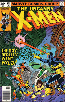 Uncanny X-Men #128, Proteus