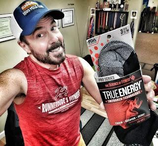 TrueEnergy Sock Review