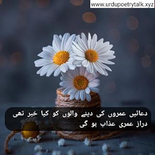 urdu poetry lovely