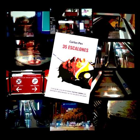 Fotografías del libro 35 ESCALONES