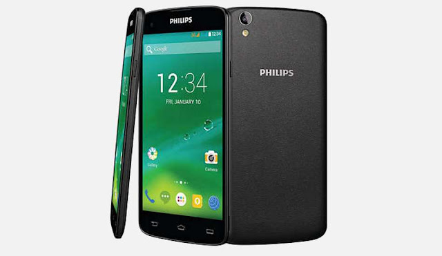 Philips Xenium I908 Android Mobile Launched in India