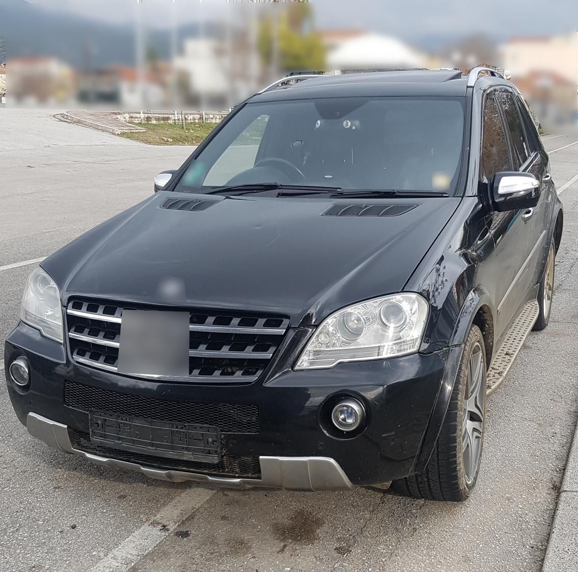 """Εγνατία Ξάνθης – Καβάλας: Διακινητής πέρασε """"σφαίρα"""" και δεν σταμάτησε"""