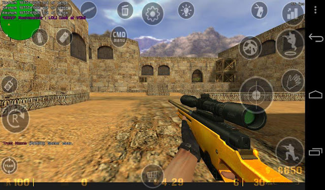 gameplay Counter Strike