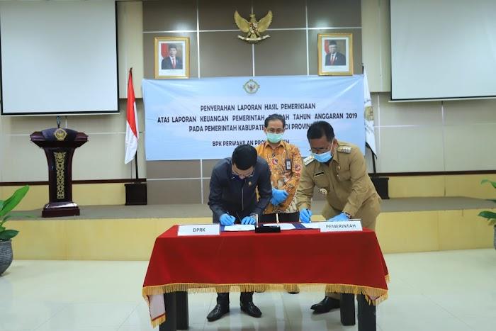 Banda Aceh Raih WTP ke 12, Ketua DPRK Minta Pemko Segera Tindak Lanjuti Rekomendasi BPK