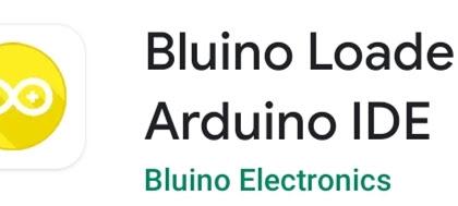 Pemrograman Arduino dengan Android dan Bluino Loader