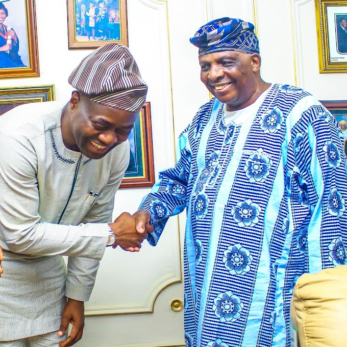 JUST IN: The Parakoyi of Ibadanland, Bode Akindele dies