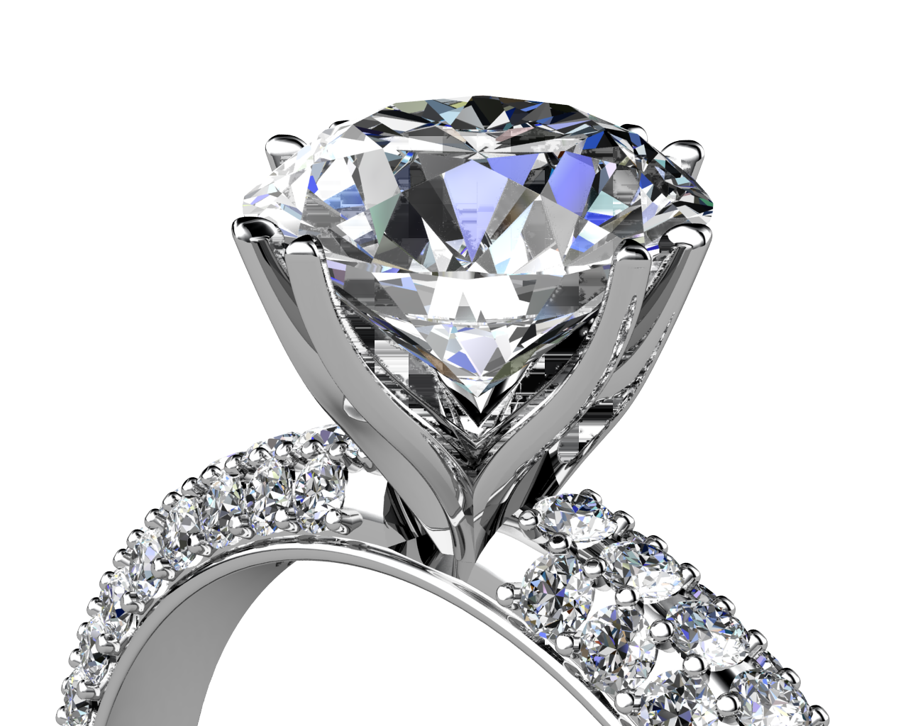 Biggest Diamond Engagement Rings