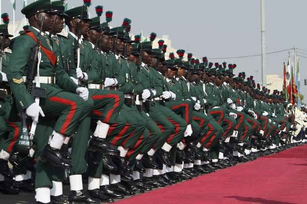 The Nigerian armed forces: Are they responsible for the Nigeria's present economic crisis?