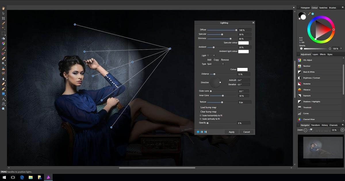 حمل برنامج affinity-photo-public-beta وقل وداعا للفوتوشوب