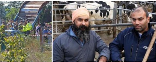 """مأساة بإيطاليا..وفاة 4 عمال غرقا باحدى الشركات الزراعية ب """"بافيا"""" + فيديو"""