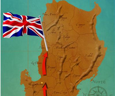 British occupation