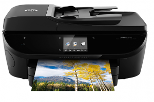 HP ENVY 7640 e-All-in-One Printer Driver Download