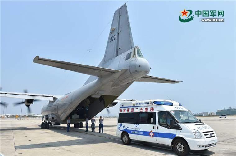 Pesawat patroli China