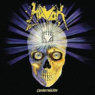 """Το βίντεο των Havok για το τραγούδι """"Intention To Deceive"""" από το album """"Conformicide"""""""