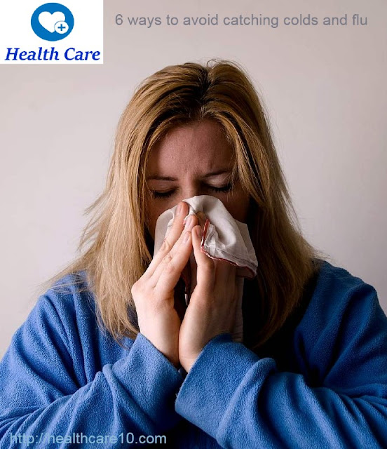6 ways to avoid catching colds and flu during the holidays