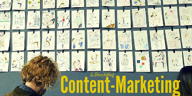 Content-Marketing & Storytelling