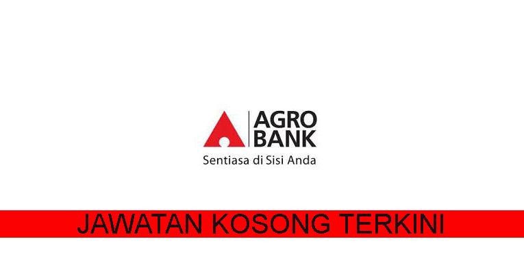 Kekosongan terkini di Bank Pertanian Malaysia Berhad (Agrobank)