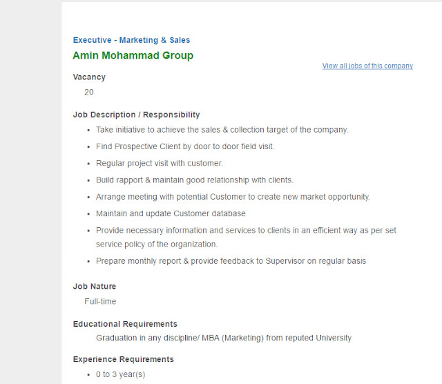 related post of cover letter for sales and marketing post