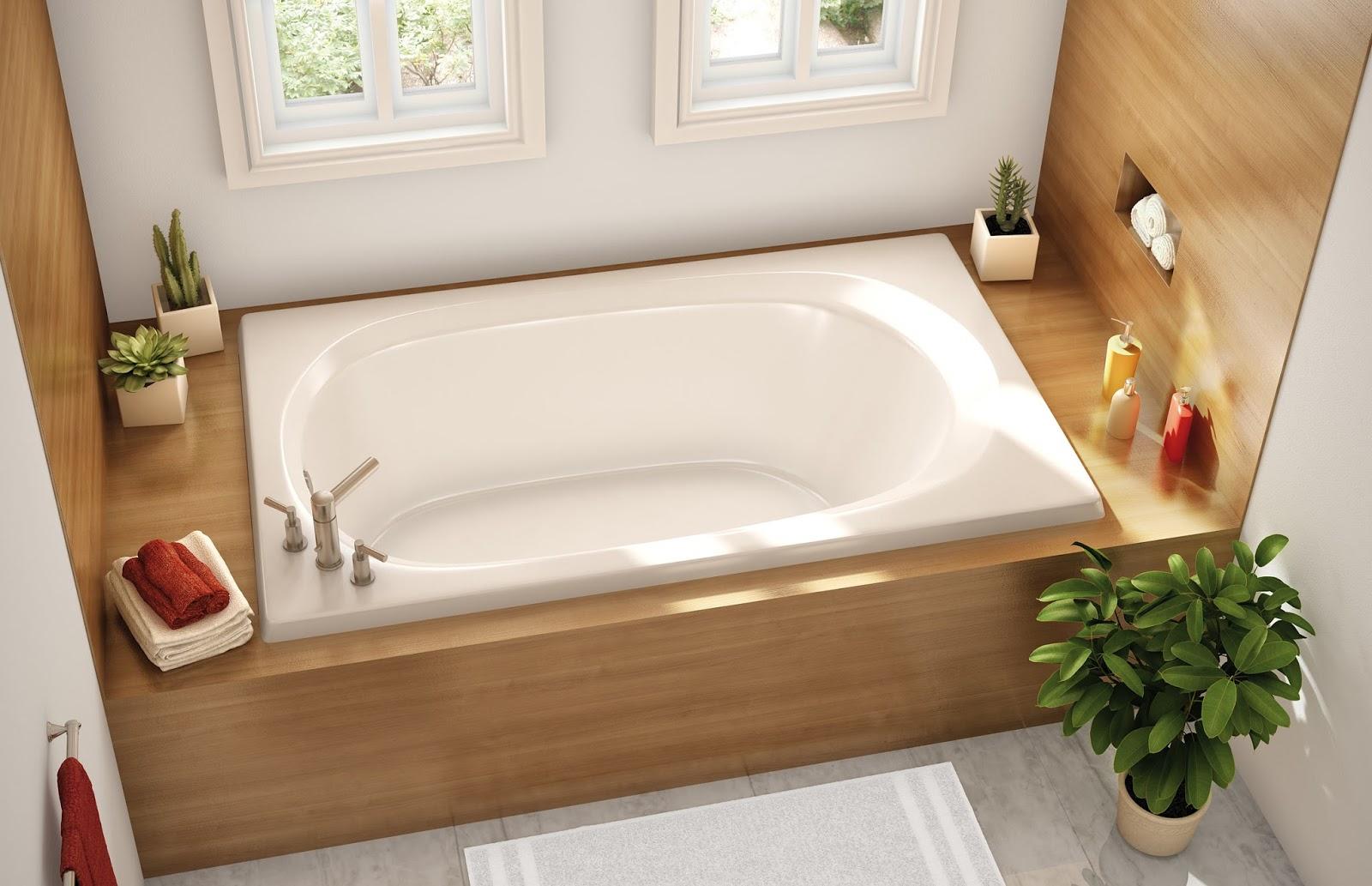 Bathroom Tubs! Home Decor