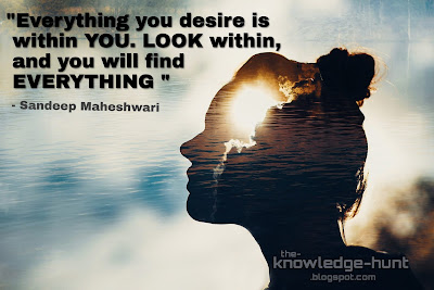 Sandeep Maheshwari Inspirational Sayings and Quotes | The Knowledge Hunt