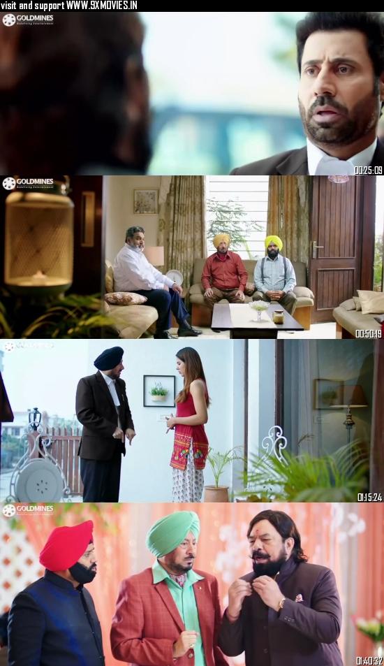 Carry On Jatta 2 2018 Hindi Dubbed 720p HDRip 950mb