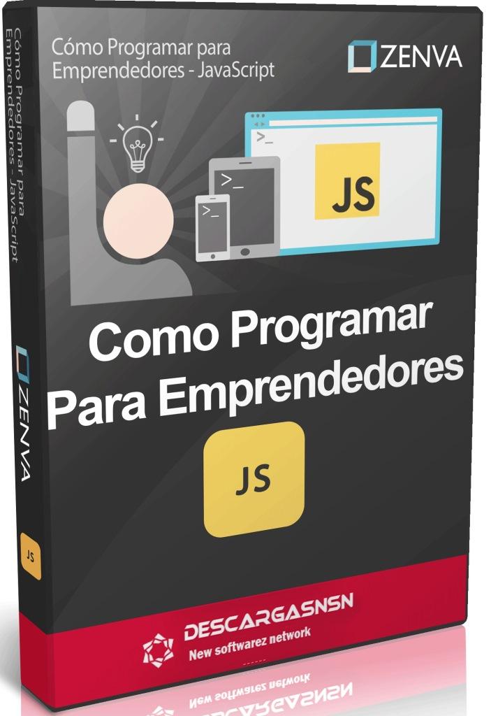 Cómo programar para emprendedores – JavaScript – ZENVA