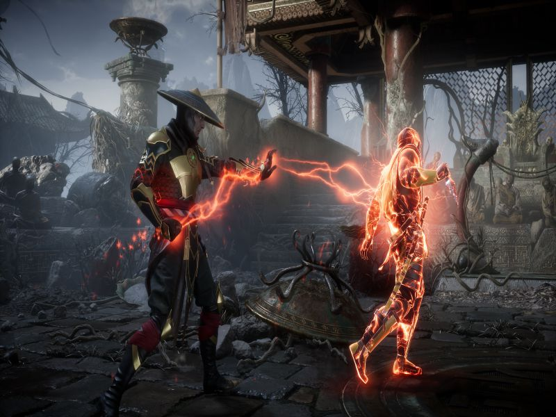 Mortal Kombat 11 PC Game Free Download