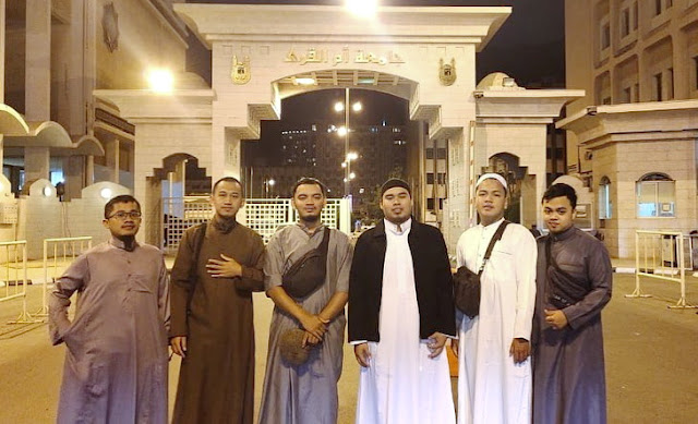 Wabah Corona di Tanah Suci,  Ini Permintaan Mahasiswa Indonesia di Makkah Pada Jokowi