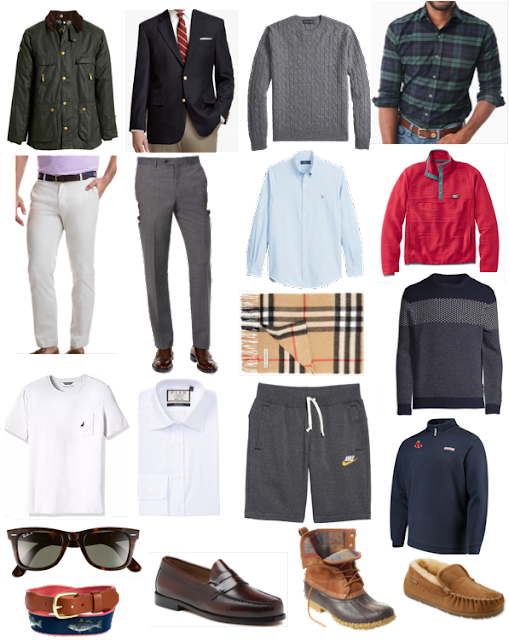Classic Men's Wardrobe Staples