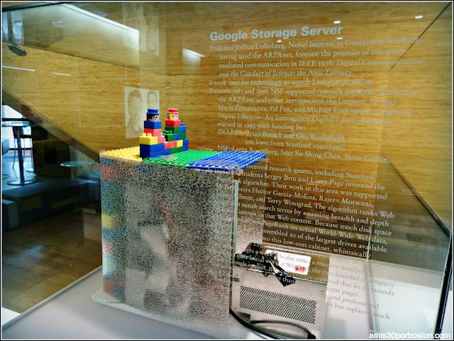 Primer Servidor de Google, Universidad de Stanford
