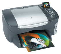 Download do driver HP PSC 2510xi