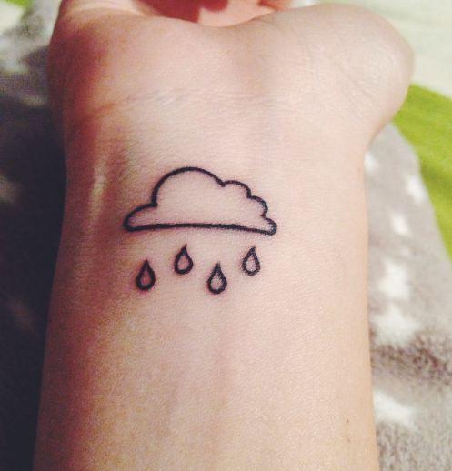 Cloud Tattoos