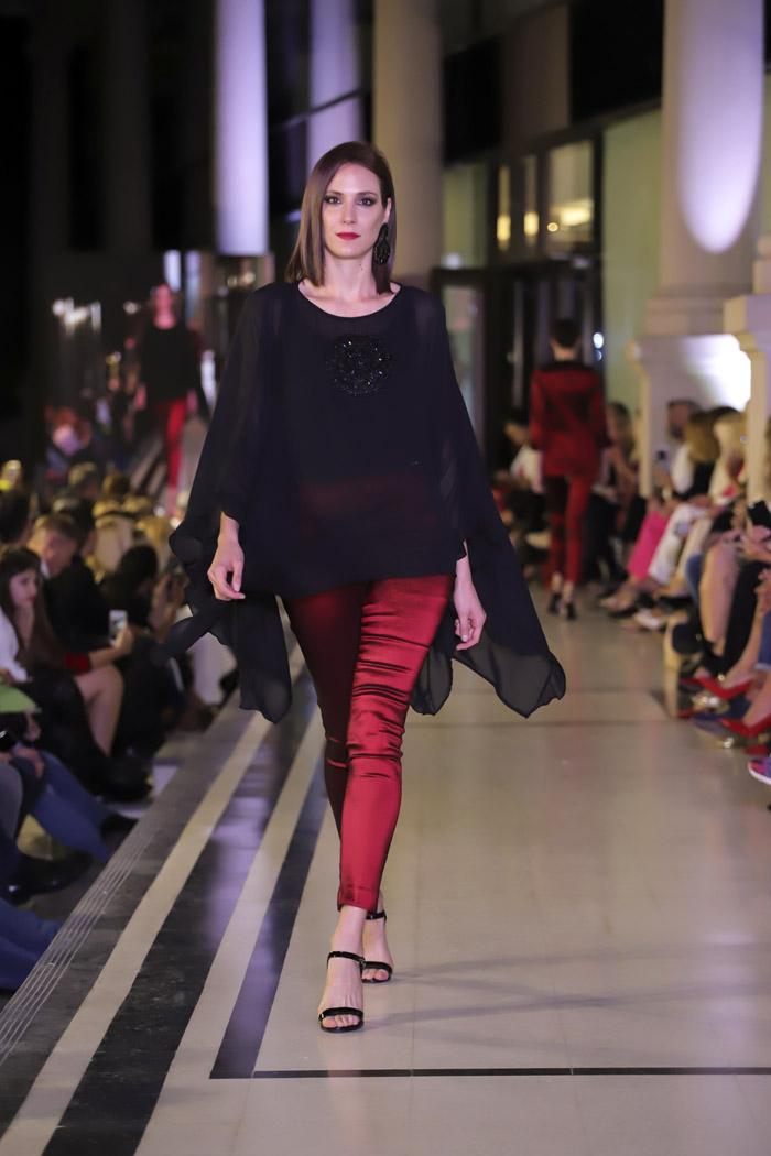 Argentina Fashion Week otoño invierno 2019 │ Desfile Adriana Costantini otoño invierno 2019. │ Moda otoño invierno 2019 en Argentina. │ Pantalones y blusas de moda invierno 2019.