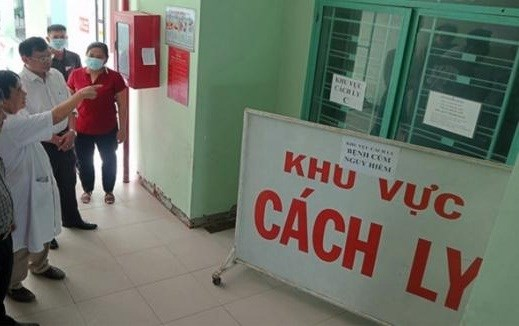 Cách ly 'khẩn cấp' 54 người Trung Quốc nhập cảnh từ Campuchia, Thái Lan