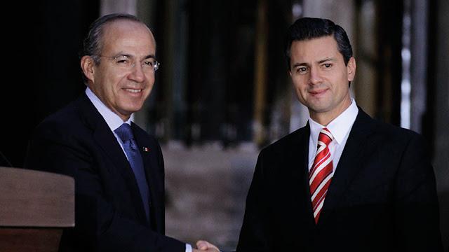 Presidencia de México deberá dar detalles de los viajes al extranjero de Calderón y Peña Nieto