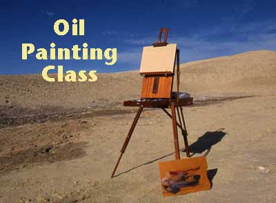 Oil Painting Classes Coming Soon!