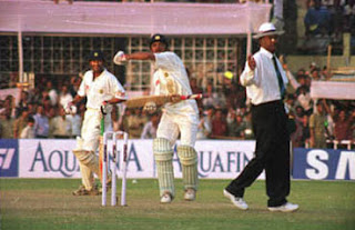 Hemang Badani 58* - India vs Zimbabwe 1st ODI 2000 Highlights