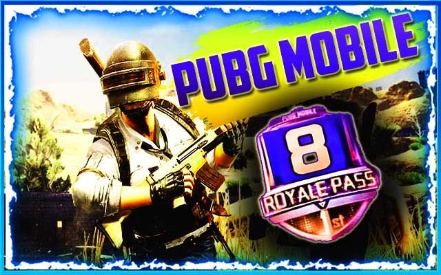 PUBG Mobile Season 8 leaks, Release date and Royale pass reward 2019