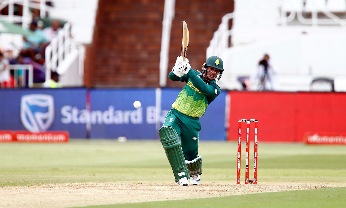 Coronavirus gives the Proteas an opportunity to expand the talent pool