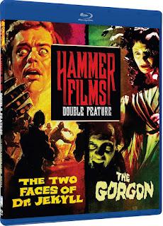 Las dos Caras del Dr. Jekyll & La Gorgona [BD25] *Con Audio Latino